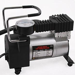 Pompa Ban Mini Tekanan Tinggi - Heavy Duty Air Compressor 12VDC Pompa Angin Kompresor Mini | Shopee Indonesia