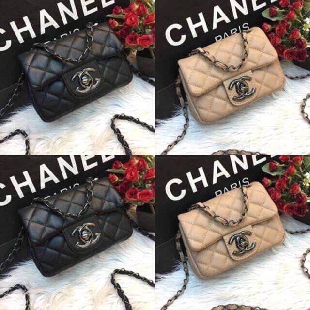 1debebde5d0d READY CHANEL BABY CLASSIC TAS SELEMPANG WANITA CHANNEL SLING MINI SUPER no  p | Shopee Indonesia