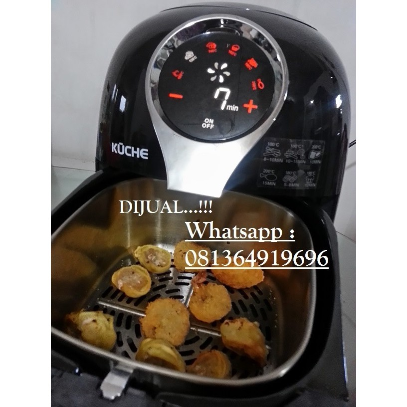 Real Pic Clearance Sale Kuche Air Fryer K 900