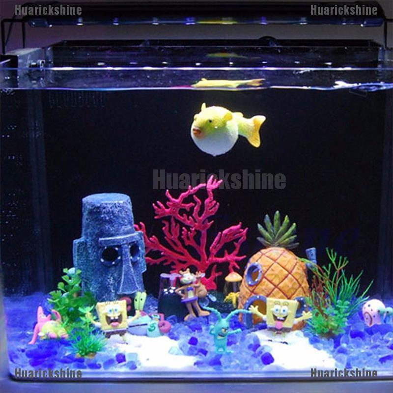 Ornamen Rumah Spongebob Spongebob Untuk Dekorasi Akuarium Shopee Indonesia