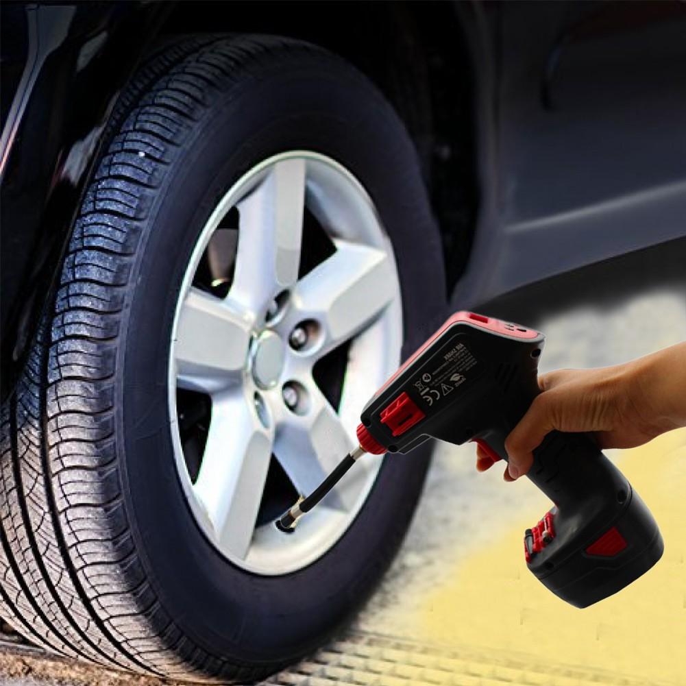 Jual Cek Baru Czk 3609 Car Tire Inflator Pump 12v Air Compressor Pompa Listrik Ban Mobil Portable Udara Elektrik Angin Mini