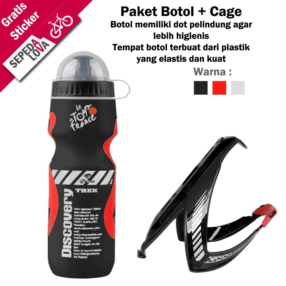 Holder Botol Minum Adjustable Bahan Plastik untuk Sepeda [mkshop] | Shopee Indonesia