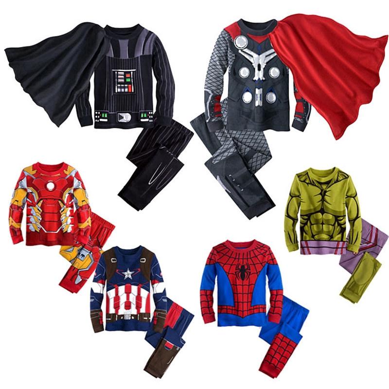 Incredible Hulk Marvel Boys Kids Pyjamas Character Nightwear PJs 100/% Cotton