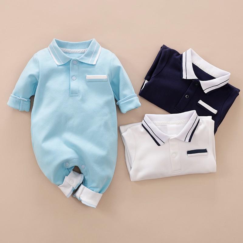 Baju Jumper Bayi Laki Laki Dan Perempuan Lengan Panjang Bahan Katun Untuk Baru Lahir Shopee Indonesia