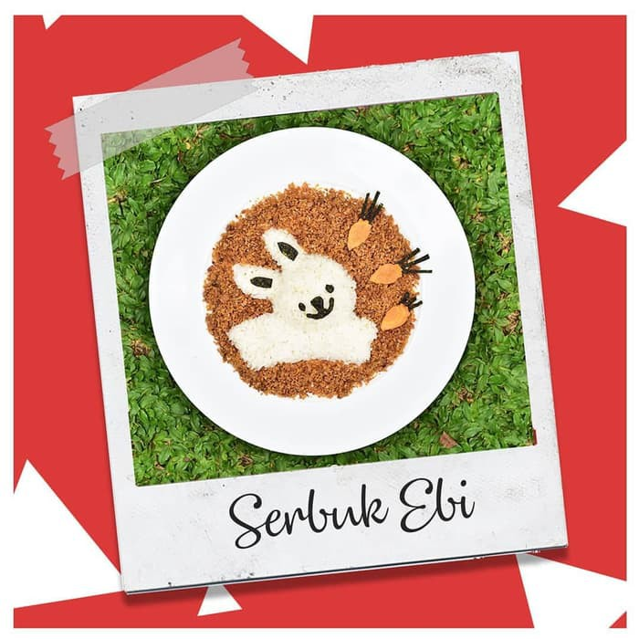 Serbuk Ebi Original Spicy By Resep Sarwendah Ruben Onsu W1756 Shopee Indonesia