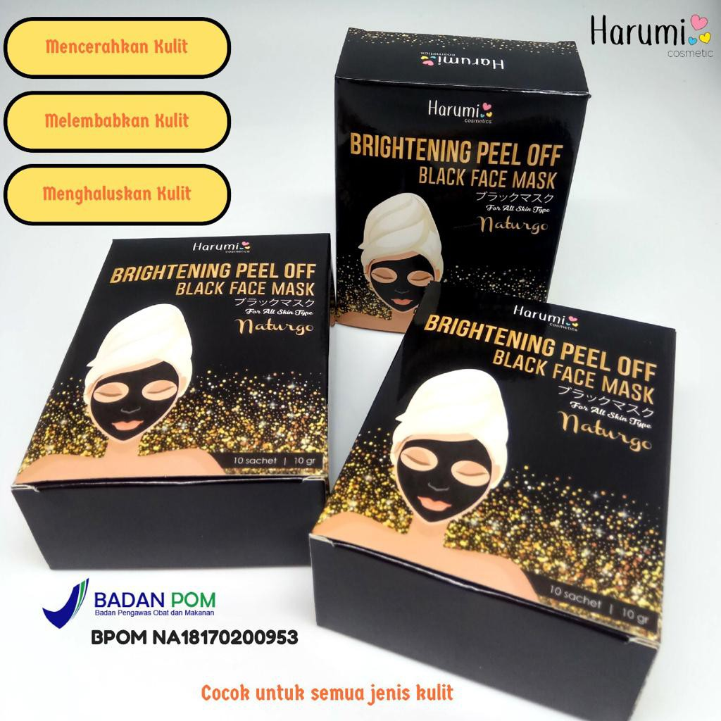Naturgo Lumpur Tanpa Box Shopee Indonesia Shisedo Mask Masker Dus