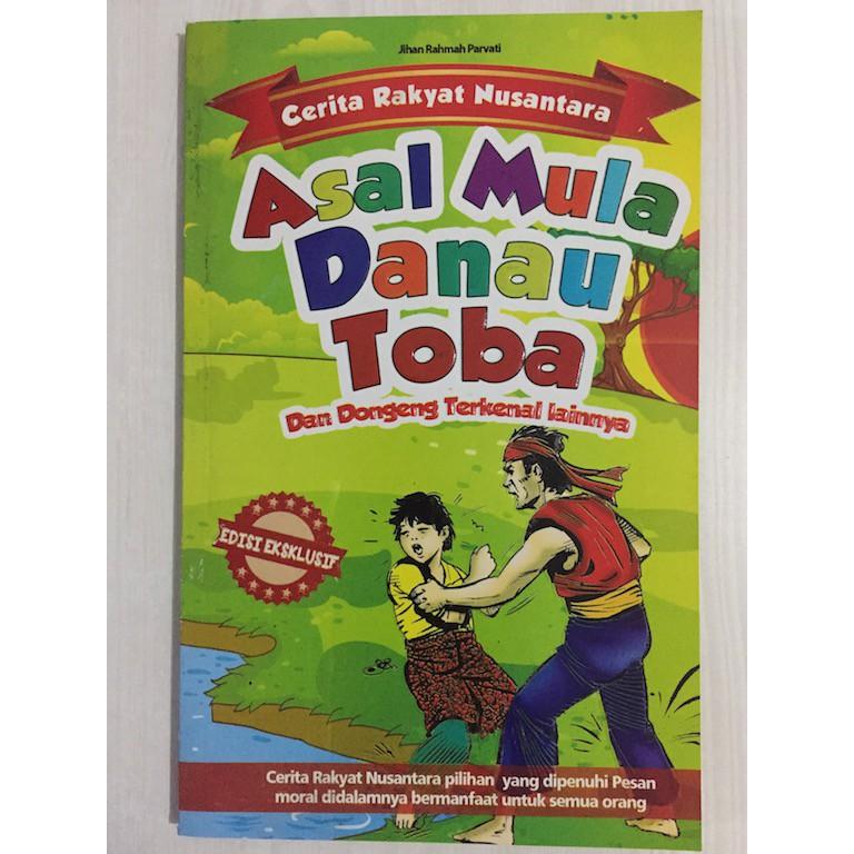 Buku Anak Seri Cerita Rakyat Nusantara Bilingual Sd Shopee