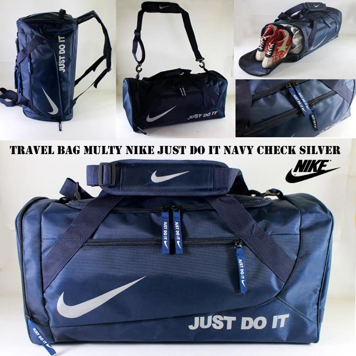 453c3eb54d TRAVEL BAG JUST DO IT - TAS TRAVEL NIKE - TAS NIKE