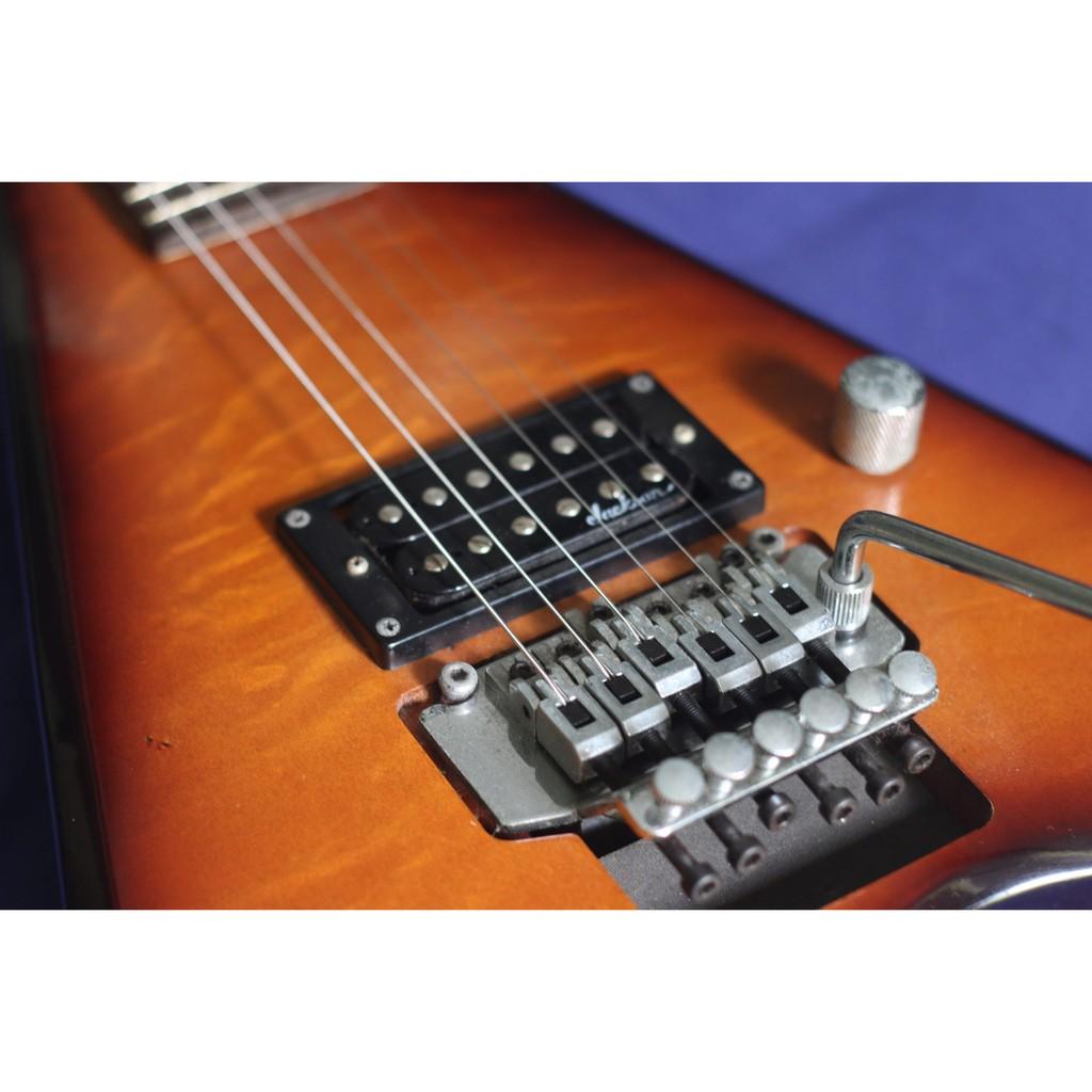 Gitar Listrik Jackson V Second
