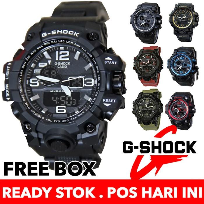 Casio G-Shock Watch GA-110NM-9A Gshock ori original jam tangan pria analog digital ready stock | Shopee Indonesia