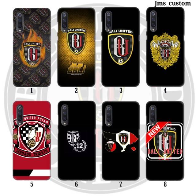 Custom hardcase 3D club bola bali united full print for all type smartphone