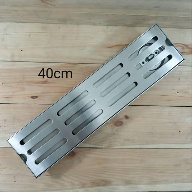 Floor Drain Panjang 40cm Global