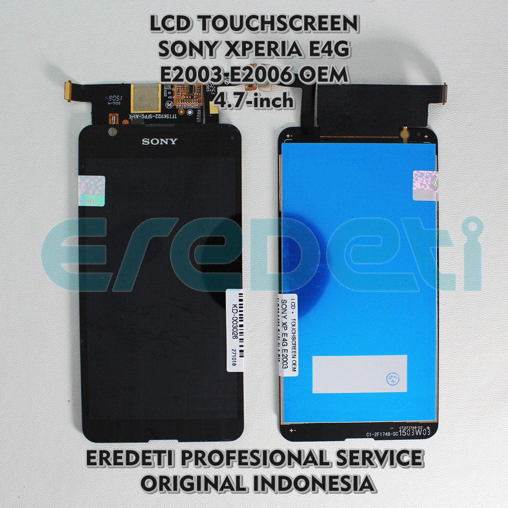 Lcd Touchscreen Iphone 6 Plus Oem Kd 002066 Shopee Indonesia Samsung J500 J5 2015 Putih