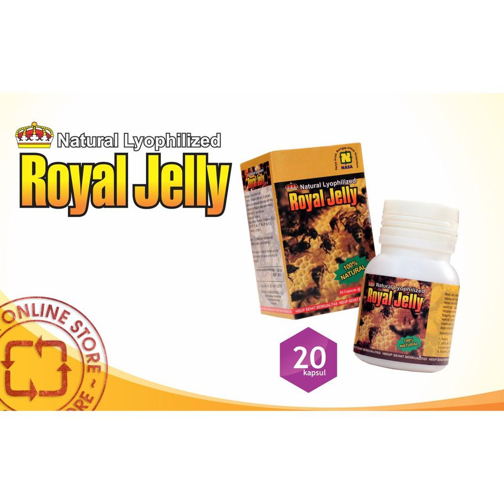 Natural Royal Honey Nasa Membantu Meningkatkan Stamina Shopee Etumax Vip Original From Malaysia Suplemen Pria Indonesia