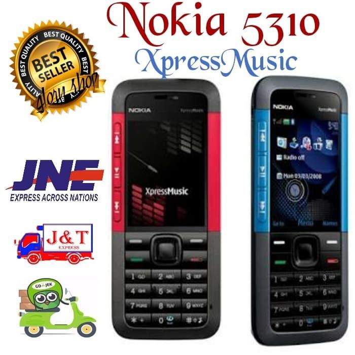Nokia 5310 Xpressmusic Shopee Indonesia