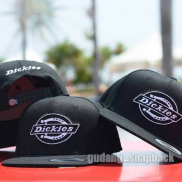 Topi original import   dickies snapback   hat  118f8b5e94