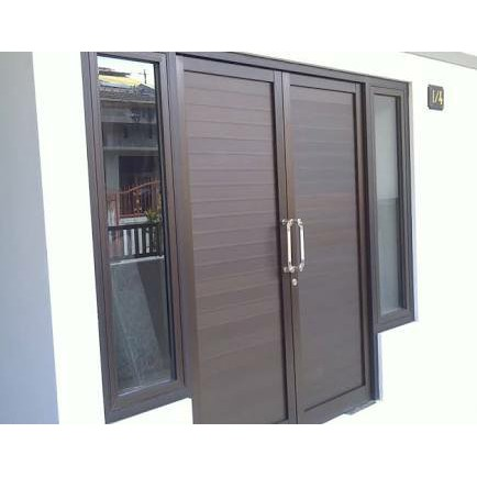 Pintu Aluminium Spandrel Shopee Indonesia