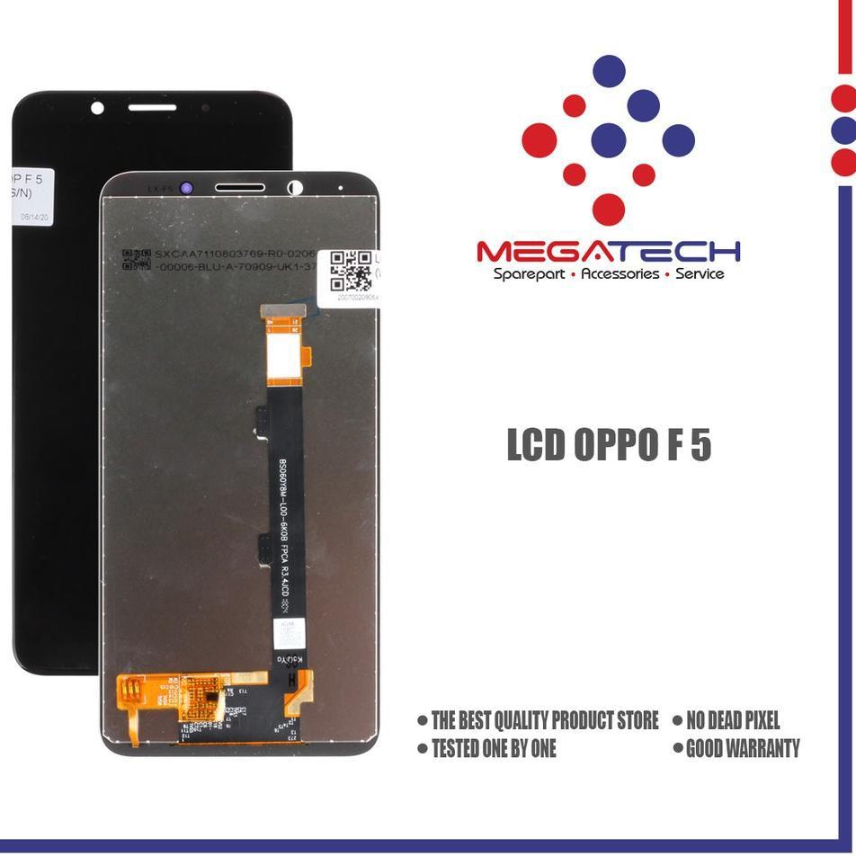 Grosir Baru LCD Oppo F 5 / F5 Youth  Fullset Touchscreen