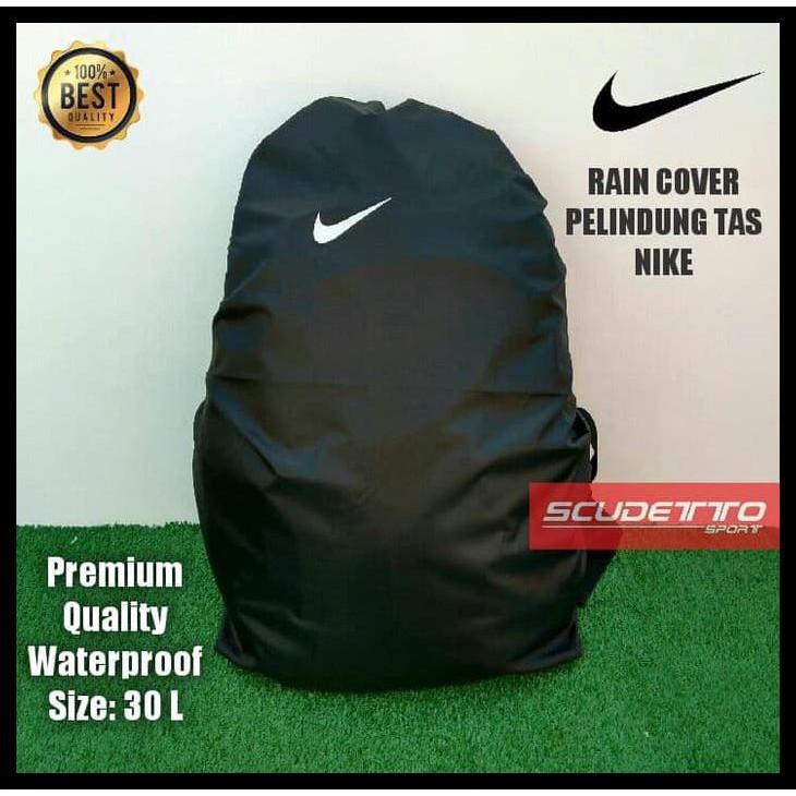 TERLENGKAP Rain Cover / Cover Bag / Pelindung Hujan NIKE - Hitam TERBARU   Shopee Indonesia