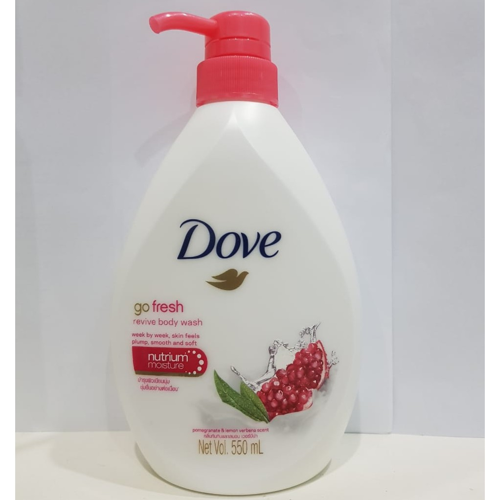 Dove Go Fresh Revive Body Wash Refill 400ml Daftar Harga Terbaru Aqua Moisture Twin Pack 400 Ml