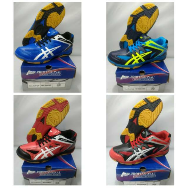 sepatu badminton eagle win   volly volley asics professional mizuno ... 0683eb5a30