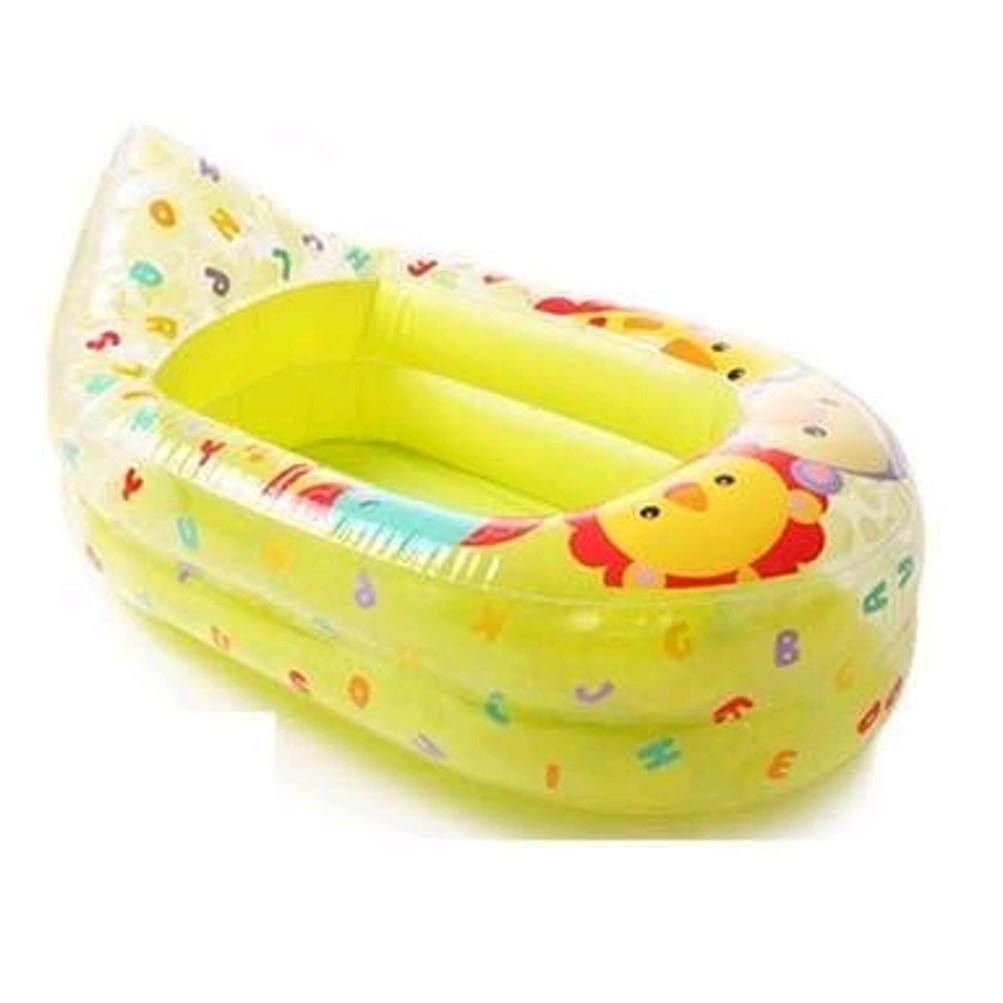 Bak Mandi Bayi Karet Fisher Price Baby Bath Tub Portable Plastik Intime Shopee Indonesia