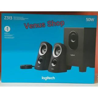 Promo Logitech Speaker Z313 Speaker Z 313 2 1 Original Diskon