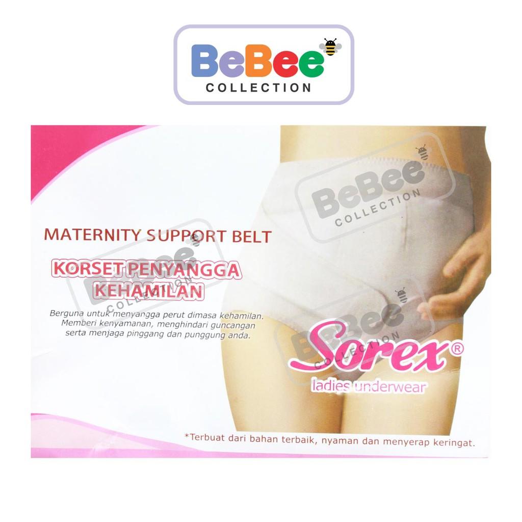 Korset Ibu Hamil Maternity Support Belt By Sorex Shopee Indonesia Penyangga Perut
