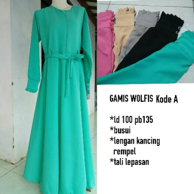 Belanja Online Dress Muslim - Fashion Muslim  e537b772f0
