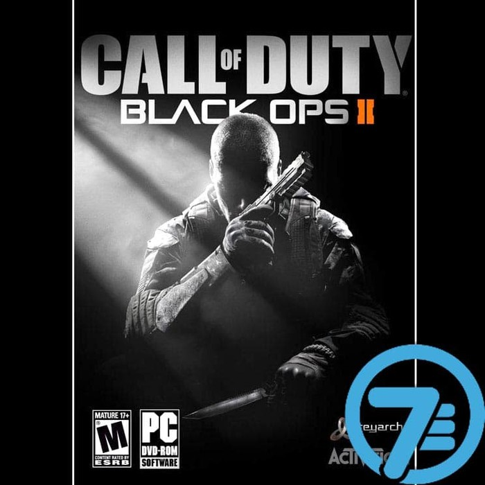 Free Ongkir Cod Black Ops 2 36 Dlc Mp Bots Zombie Call Of Duty Ii Game Pc Limited Shopee Indonesia