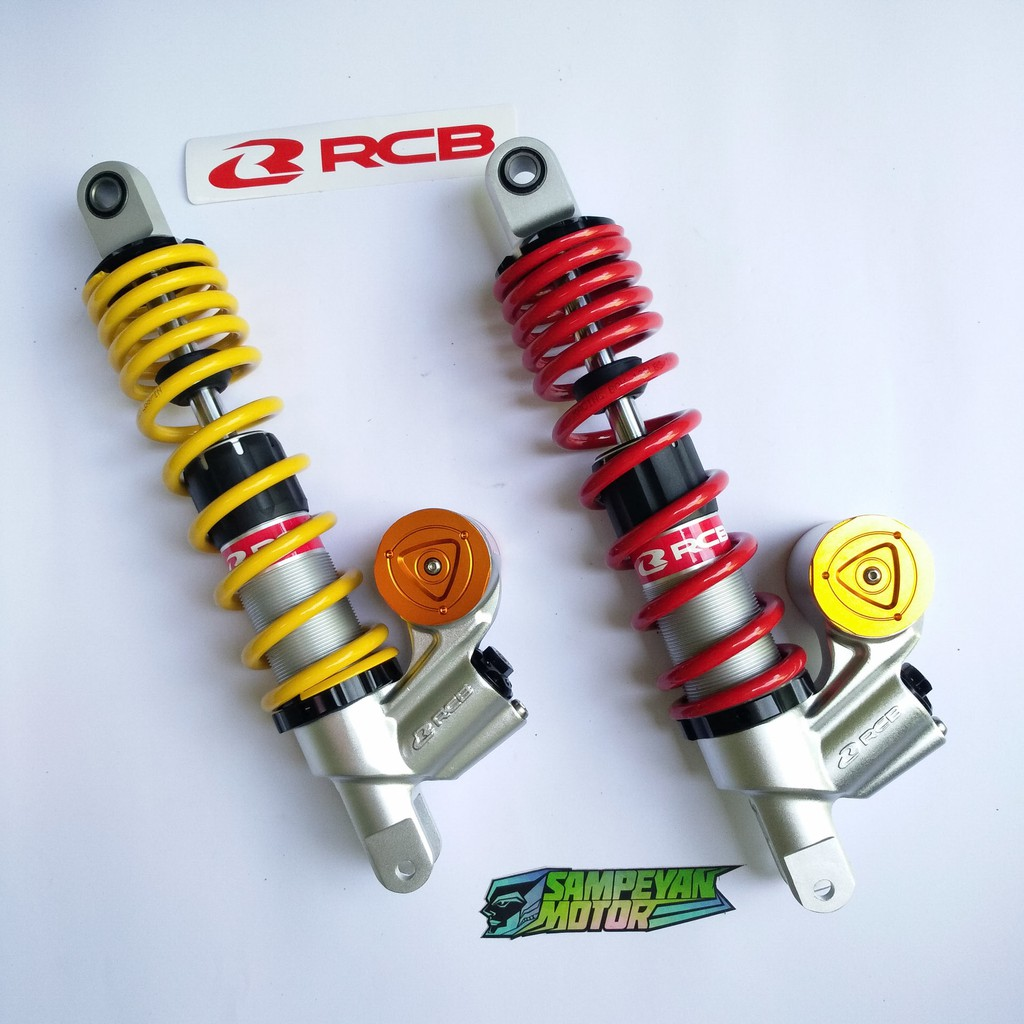 Fast Bikes Sok Shock Beat CW Karbu Shockbreaker Tabung Atas 3305 30 cm 300 mm Kuning | Shopee Indonesia