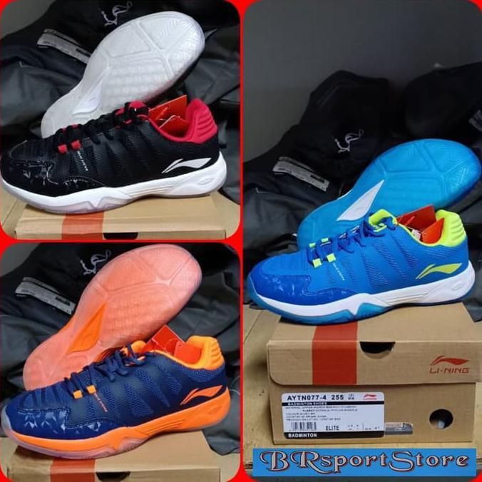 Sepatu Badminton LINING - NEW ELITE  49ea30229c