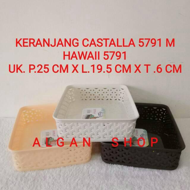 Keranjang Plastik + Tutup Shinpo SIP 256/Nampan/Basket Serba guna   Shopee Indonesia
