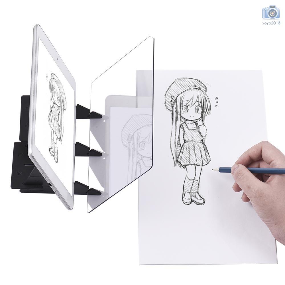 Papan Pad Gambar Anime Portable Untuk Sketsa Gambar