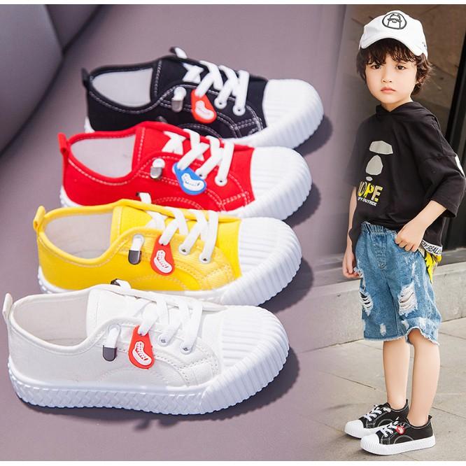 Sepatu Anak Laki Laki Perempuan Sneaker Convey Casual Size 28 34