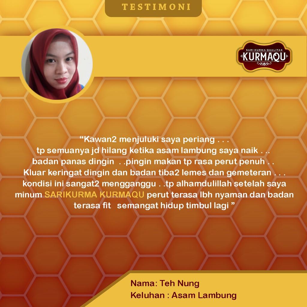 SARI KURMA KURMAQU - Obat Herbal Alami Solusi Untuk Asam Lambung, Maag  Kronis, Akut & Gerd | Shopee Indonesia