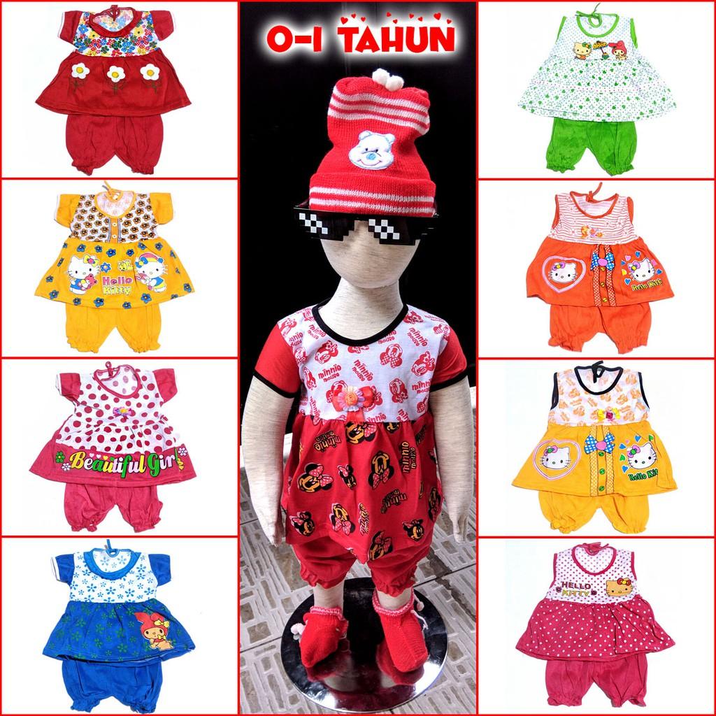 Baju Bayi Perempuan 0 - 1 tahun