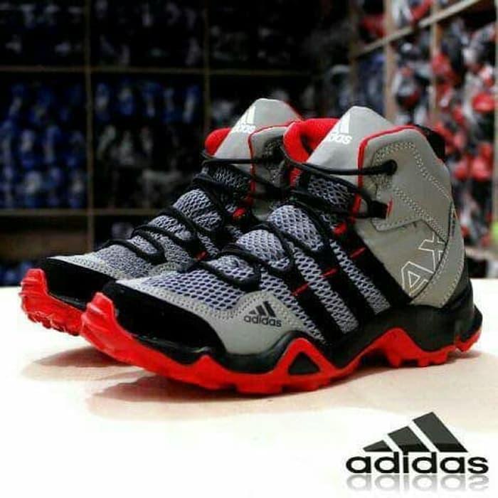Boots Pria Adidas Ax2 Original Boot Sepatu Asli Import Dari