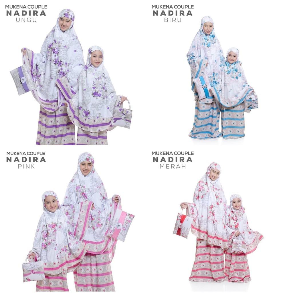 Mukena Bali Dewasa Terbaru Mukenah Bahan Adem Shaby Chic Helena Motif Bunga Tas Cantik Shopee Indonesia