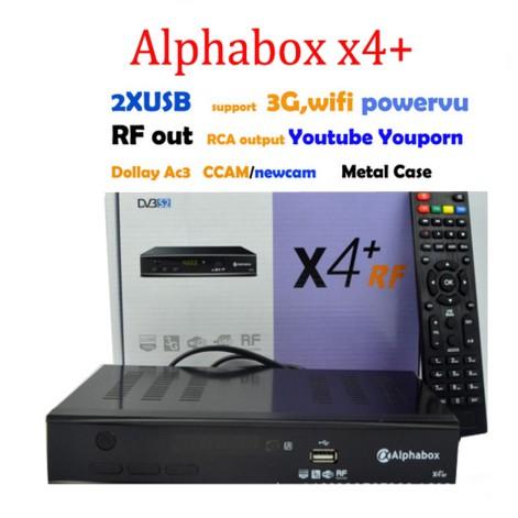 Alphabox X4 Firmware