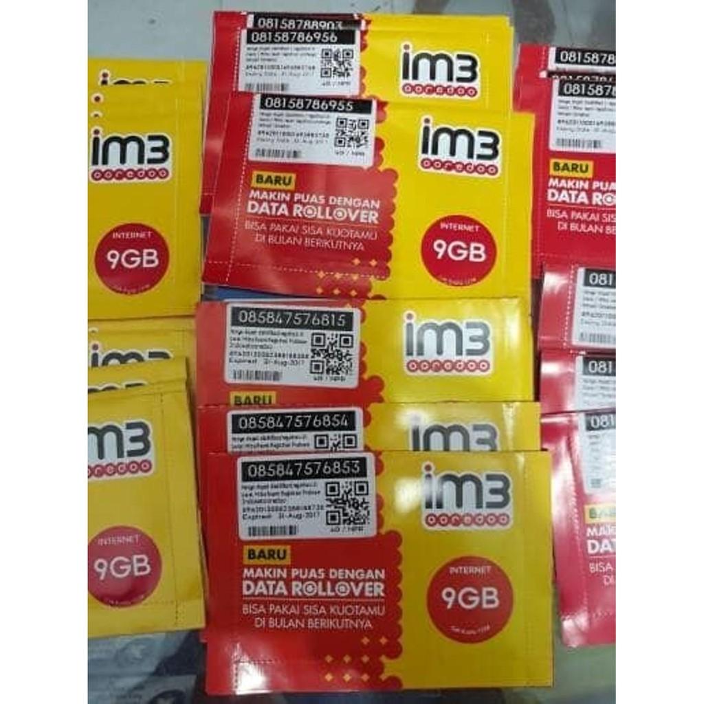 Dijual Promo Perdana Indosat 42 Gb 24 Jam 3 Bulan Limited Shopee Kartu 42gb Indonesia