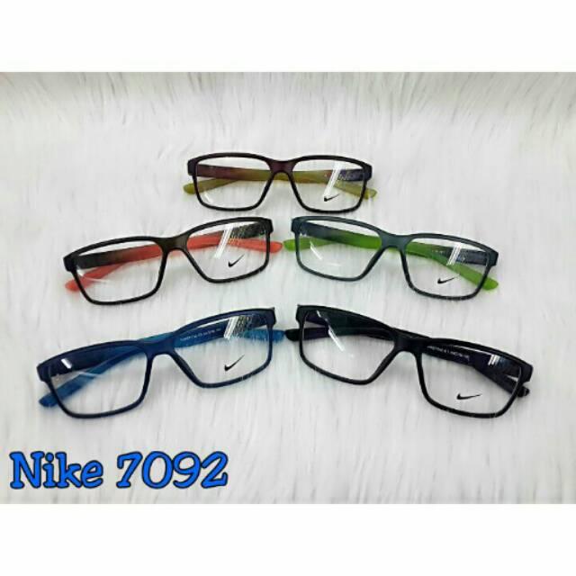 Frame kacamata Nike 7092 (free lensa)  657c8b5edf