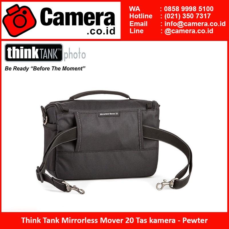Thinktank Mirrorless Mover 20 Pewter