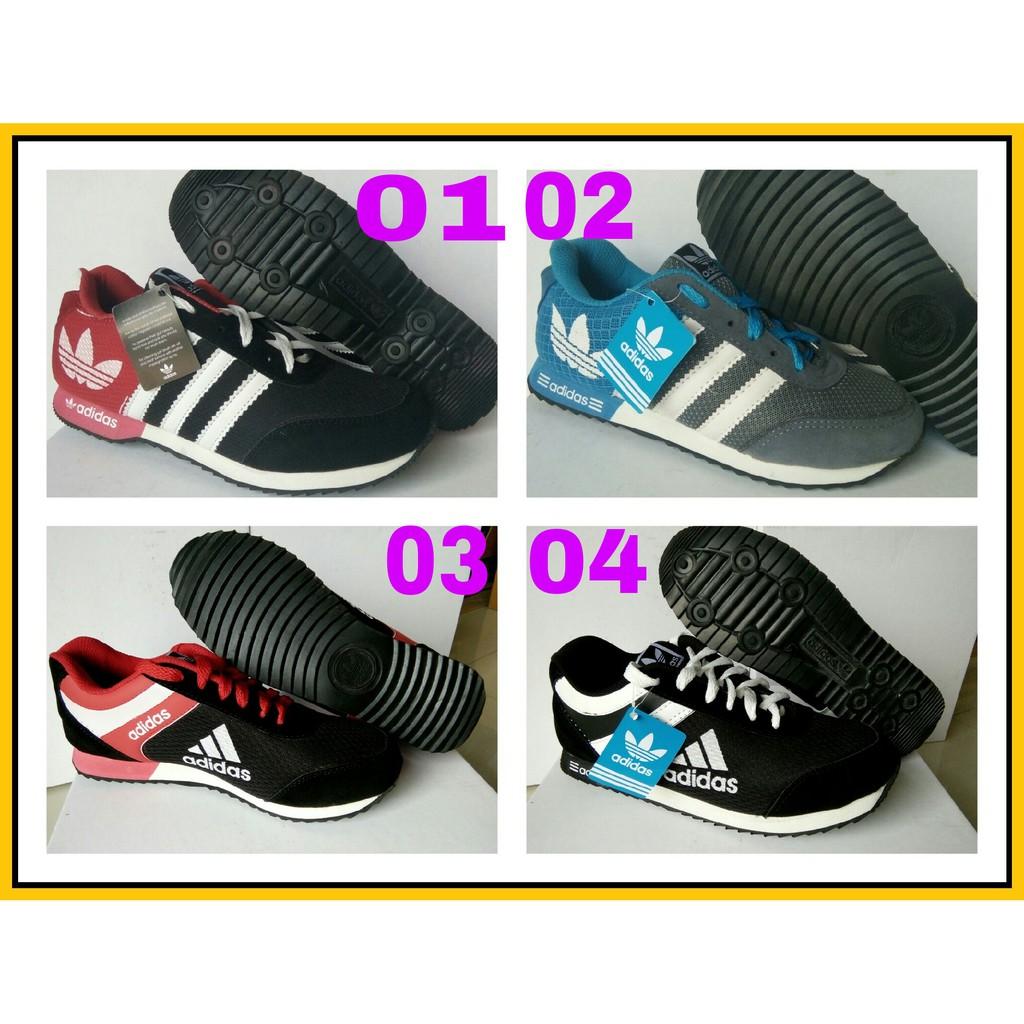 Sepatu Adidas Neo Classic Running Shoes Shopee Indonesia Ardiles Men Anvil Hitam 44