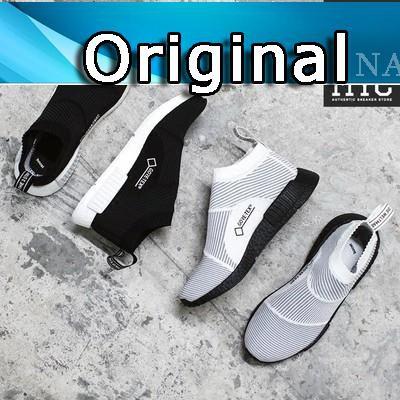 on sale 9f6ce 7fdd7 ... Sepatu Model Adidas NMD   CS1 GTX PK Sport Breathable untuk Pria 100%  asli ...