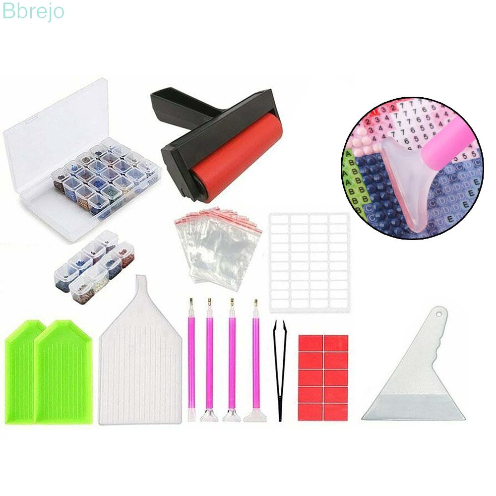 Durable embroidery accessories Fix tool diy diamond painting cross stitch tools