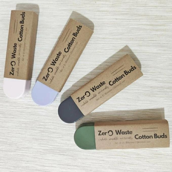 reusable cotton bud silikon