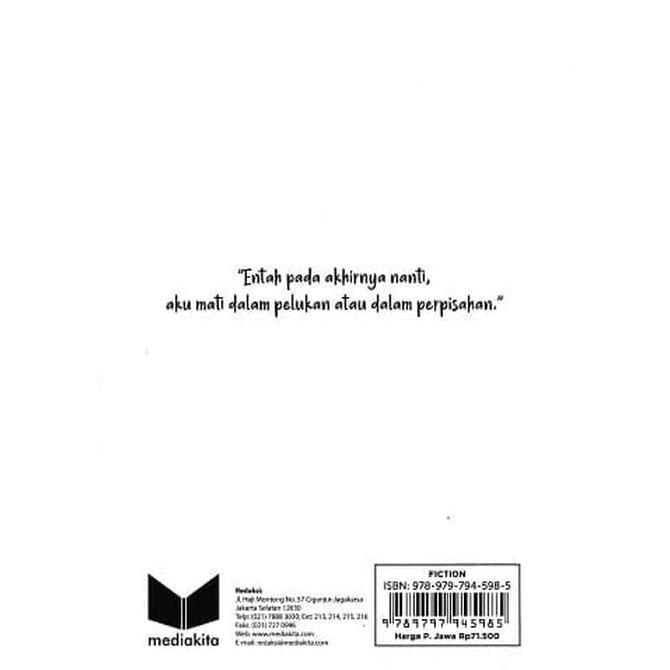 novel mati di jogjakarta egha de latoya shopee