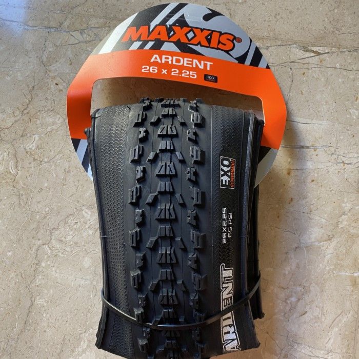 Ban Luar Sepeda MTB Maxxis Ardent 26 x 2.25 Kevlar