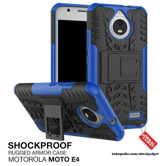 hp Casing Motorola Moto E5 E 5 XT1944-3 Hybrid Bumper Case Moto E Gen 5 Rugged Armor Back Cover   Shopee Indonesia